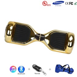 Gooscooter 6.5 pulgadas Bluetooth Hoverboard auto equilibrio Scooter