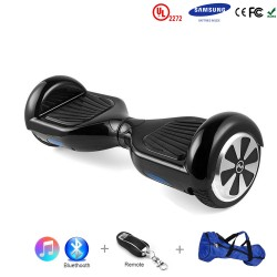 Gooscooter 6,5 tommer Bluetooth Hoverboard Self Balancing Scooter