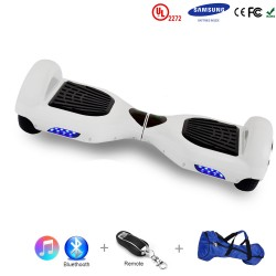 Gooscooter 6,5-tolline Bluetooth Hoverboard Self-tasakaalustus Scooter