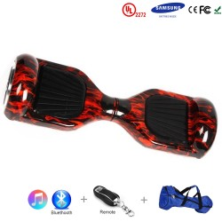 Gooscooter 6.5 pouces Scooter auto-équilibrant Bluetooth Hoverboard