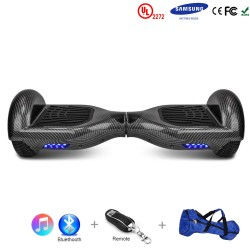 Gooscooter 6.5-дюймовый Bluetooth Hoverboard Self Balancing Scooter