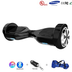 Gooscooter 6,5-calowy samopoziomujący skuter Ultraboard Bluetooth Hoverboard