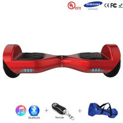 Gooscooter 6.5 pouces Ultraboard Scooter auto-équilibrant Bluetooth Hoverboard
