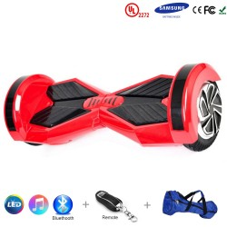 Gooscooter 8-дюймовый Bluetooth-индикатор Hoverboard Self Balancing Scooter