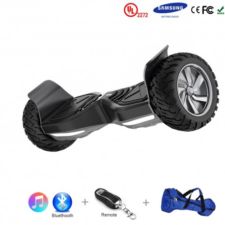 Gooscooter 8,5 polegadas Off-road Bluetooth Hoverboard Auto balanceamento de Scooter