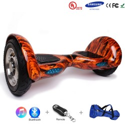 Gooscooter 10-tolline Bluetooth Hoverboard Self-tasakaalustus Scooter