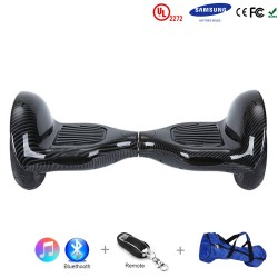 Gooscooter 10 tommer Bluetooth Hoverboard Self Balancing Scooter