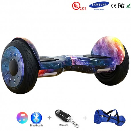 Gooscooter 10 ιντσών Elegant Bluetooth Hoverboard Self Balancing Scooter