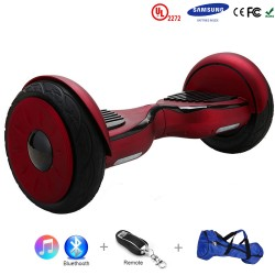 Gooscooter 10 tommers Elegant Bluetooth Hoverboard Self Balancing Scooter