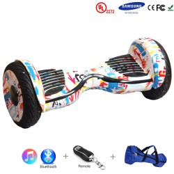 Gooscooter 10 colių Elegant Bluetooth Hoverboard Self Balancing Scooter