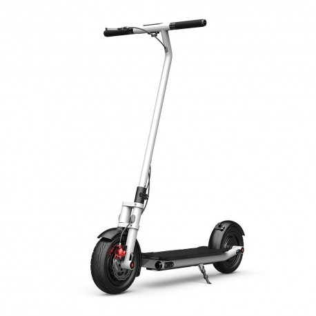 Gooscooter 10 inch Electric Scooter LED Foldable Electric Kick Scooter Hoverboard