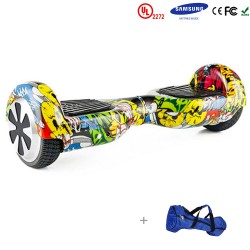 Gooscooter 6,5 tommers Hoverboard Self Balancing Scooter