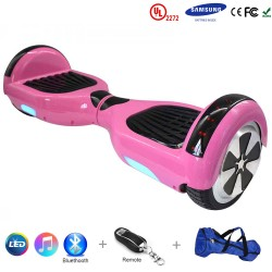 Gooscooter 6.5 inch Bluetooth LED Hoverboard Self Balancing Scooter
