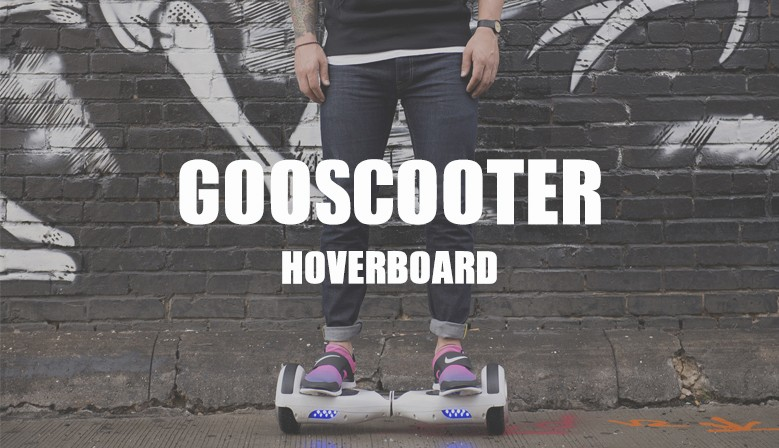 GOOSCOOTER HOVERBOARDS